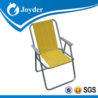 2015 hot sell Popular European style reclining portable folding beach chairs