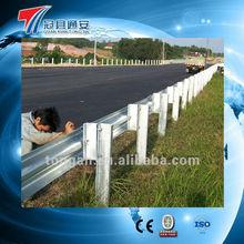 galvanized rail