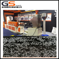 Thermoplastic plastic compound machine underwater pelletizing system