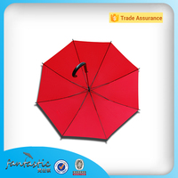 Best selling products for christmas custom design straight umbrella