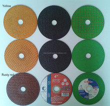 """4"""" 105X1X16mm abrasives cut off disc / saw blade for cutting stainless steel, metal"""