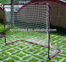 Mini indoor foldable portable football soccer goal