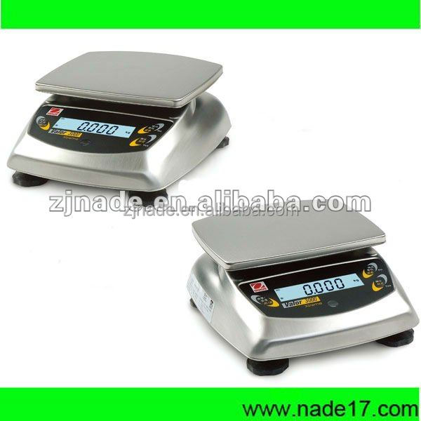 nade electronic balance precision digital balance v31xw3 3000g 1g buy electronic. Black Bedroom Furniture Sets. Home Design Ideas