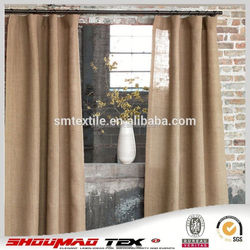 Wholesale natural design curtain