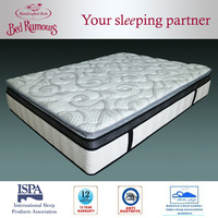 2015 hot sale memory foam royal mattress