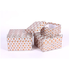 High quality fancy large gift box packaging wholesale for Birthday Gift