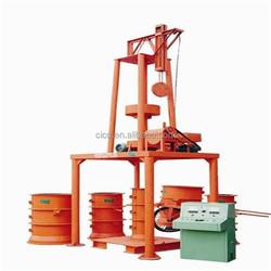 vertical concrete pipe making machine