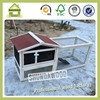 SDR15 Wooden Pet Rabbit House with Big Run