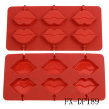 DA189 kiss baking mould cake pan shapes cooking molds