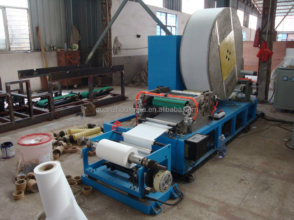 how to make a rolling paper machine