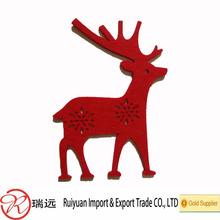The most popular Christmas decorations!! Cheap mini felt Christmas tree decoration