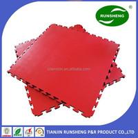 Interlocking Vinyl Fitness Mat