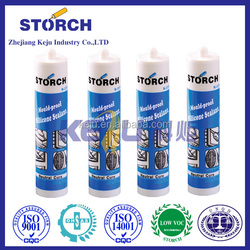 Neutral cure silicone sealant builders silicone adhesives & glue