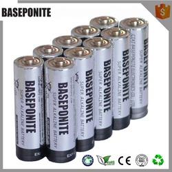 SGS CE BASEPONITE Ultra Alkaline Batteries