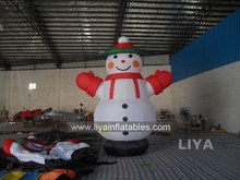 2015 New airblown inflatable snowman/airblown snowman/Christmas decoration