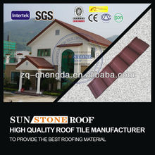 2015 new waterproof lightweight roofing materials construction material
