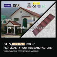 waterproof lightweight Al-zn coated roofing materials