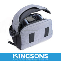 2014 Waterproof DSLR Leather Camera bag for Samsung NX300