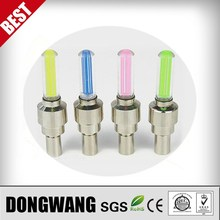 LED Wheel Valve Caps Light led bicycle spoke light