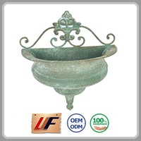 Affordable Price Luxury Quality Customizable Home Decoration Flower Angle Colored Plastic Plant Pots