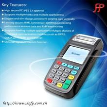 Prepaid Airtime Payment via GPRS POS Terminal & Mobile Money POS Printer