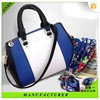 New products three mix color handbags wholesale Dubai