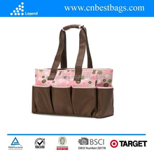 Customized Shoulder & Tote Diaper Bag Baby Diaper Bag