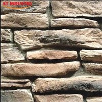 Fashional wall decoration cheap artificial culture stone
