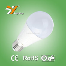 Hot Sale TUV-GS, RoHS Approved Die-casting Aluminium Thermal Plastic B60AP 10W 806LM LED Light Bulb