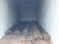 SAE1045 steel 38mm carbon seamless steel pipe from Liaocheng factory