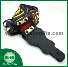 HouSon cartoon guitar belt custom anime guitar strap cook guitar strap china