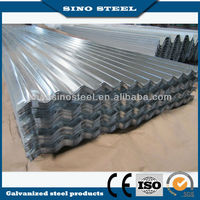 Metal roofing sheet / steel roofing sheet / corrugated galvanized steel sheet with price