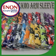 Cooling Lycra Arm Sleeves Sun Protective UV Cover Variety Color Cycling Arm Warmers