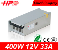 Constant Voltage single output 400w switching power supply 400w 33a 12v power supply for tv plasma