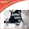 Personalized Canvas Promotional Tote Bag