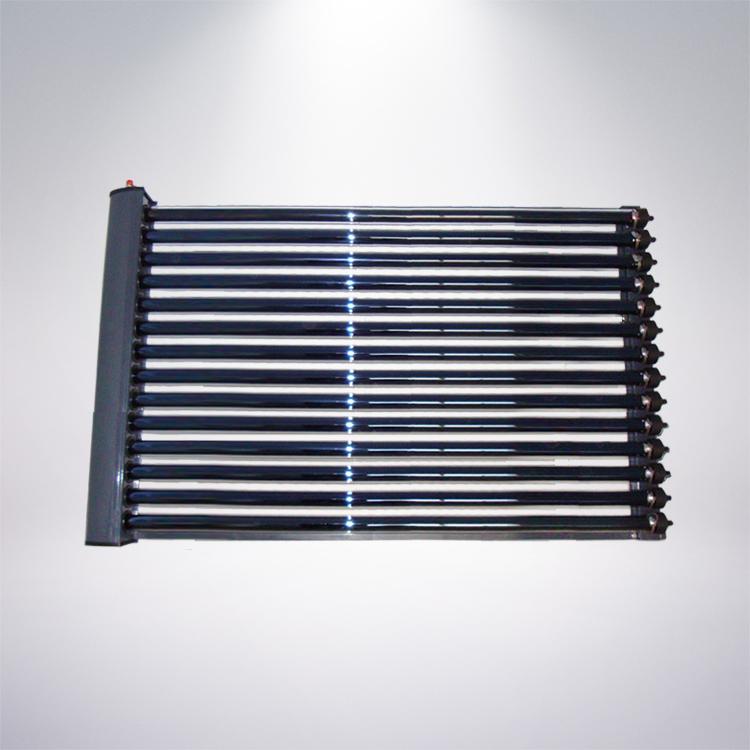 China melhor qualidade de eficiência de absorção de mais de 92.5% de alumínio da tubulação de u coletor solar