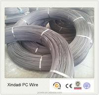 Xindadi plant produce 9mm 1570MPa prestressed concrete wire