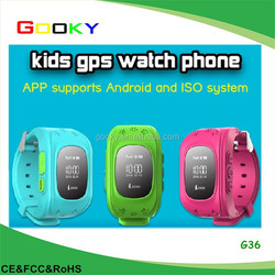 Multi-color kids gps bracelet tracker with SOS emergency alarm remote tracking