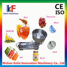 Liquid cream cheese jelly mineral water cup filling machine