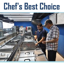 Professional Restaurant Kitchen Equipment (Chef's Best Choice)
