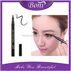 black / brown color Waterproof long lasting liquid eyeliner gel eyeliner pencil