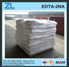 White edta 2na for cosmetics suppliers