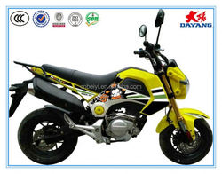 2015 perfect design durable 125cc Chongqing bike motorcycle green for sale
