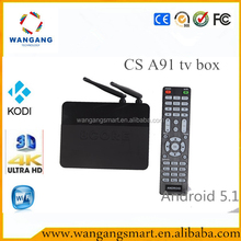 2015 best android tv box xbmc RK3368 oca core tv box 2gb ram 16gb rom media player hd 4k player tv box