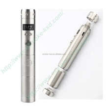 2015 china wholesale e cigarette vaporizer pen 18650 battery mod 25w vamo v8 vape pen