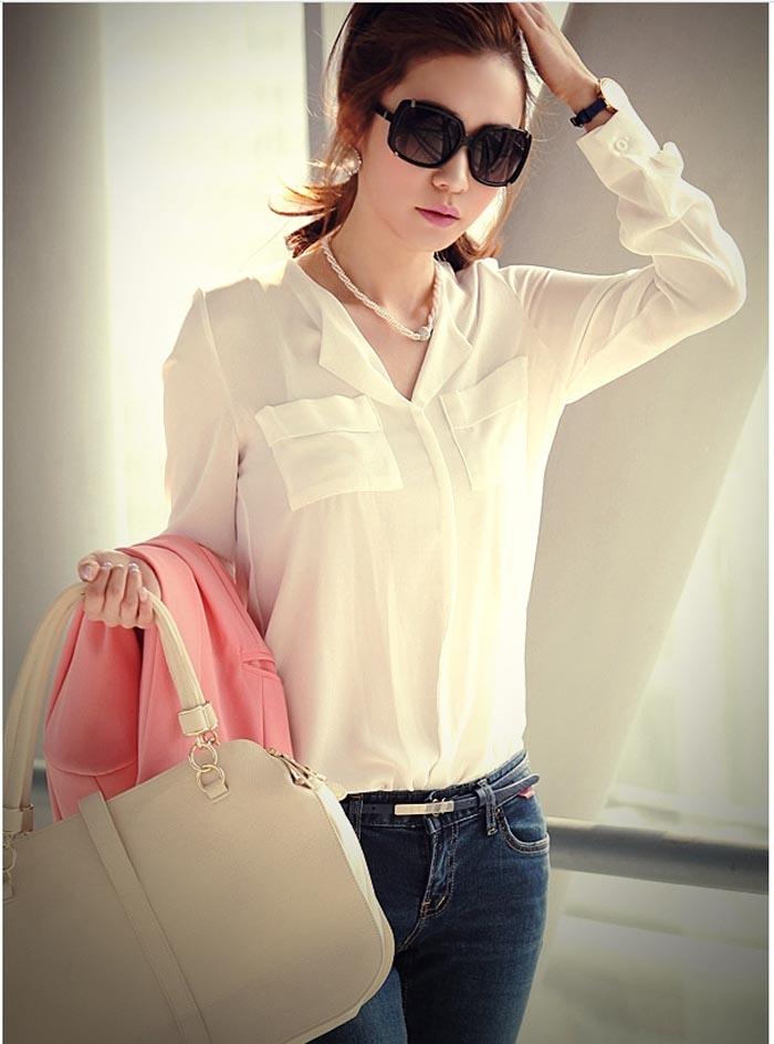 Женские блузки и Рубашки 1 Kimisohand Kimisohand 0923