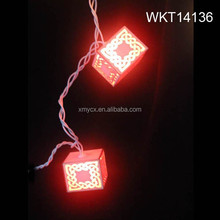 New product multicolor led christmas decoration string lights