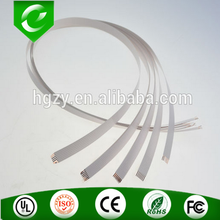 OED/ODM high quality safety car use airbag line ffc cable 1.27mm pitch 7pin 520-530mm length in stock