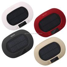 home portable car air purifier and dust removal air purifier