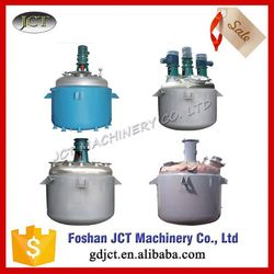 Industrial reactor for adhesives sealants